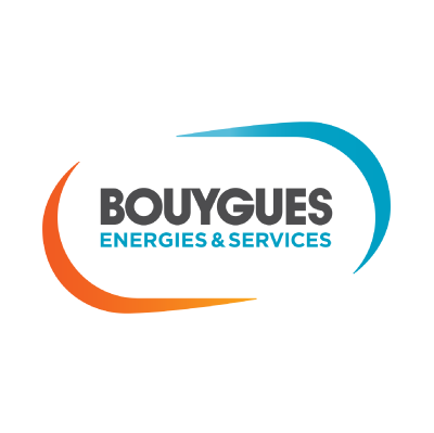 Logo bouygues energies services Gérontopôle