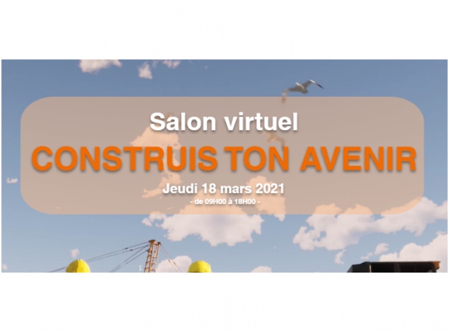 Construis ton avenir - Salon virtuel